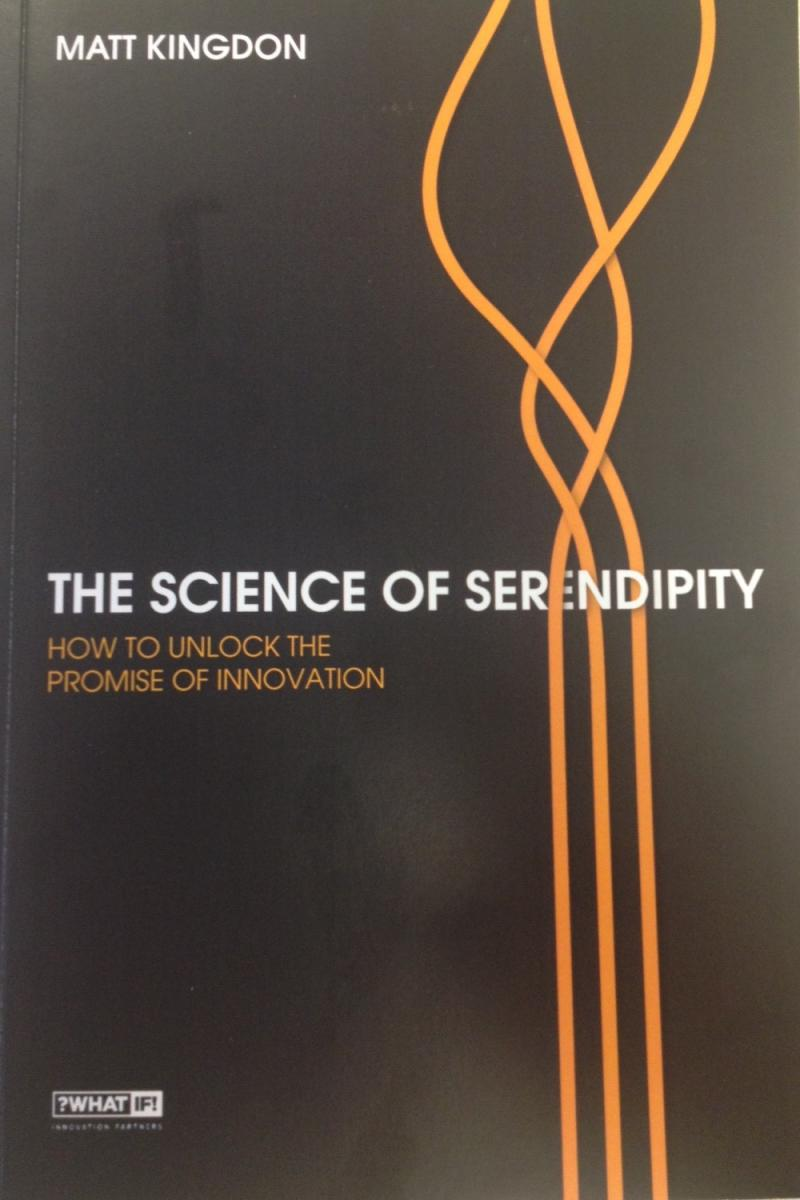the science of serendipity in the Science & serendipity: how circumstances conspired to make my life and work  fulfilling the ceo of torre, alex torrenegra, and me — after a.