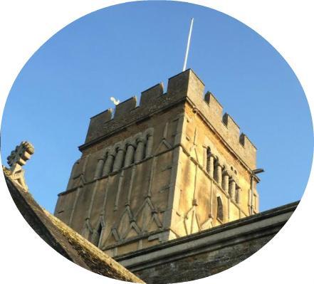 Saxon Tower