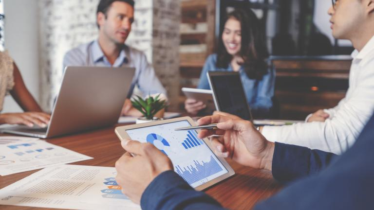 Learning analytics role in L&D