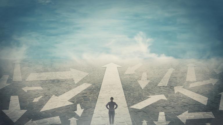 Choosing the correct pathway