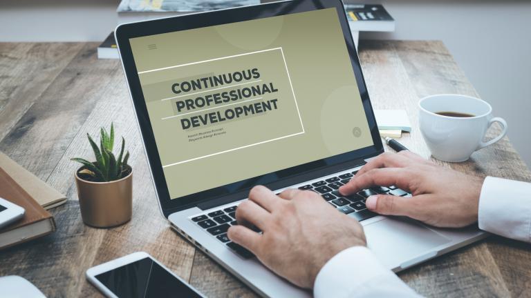 employee development technology