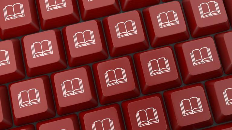 An elearning keyboard