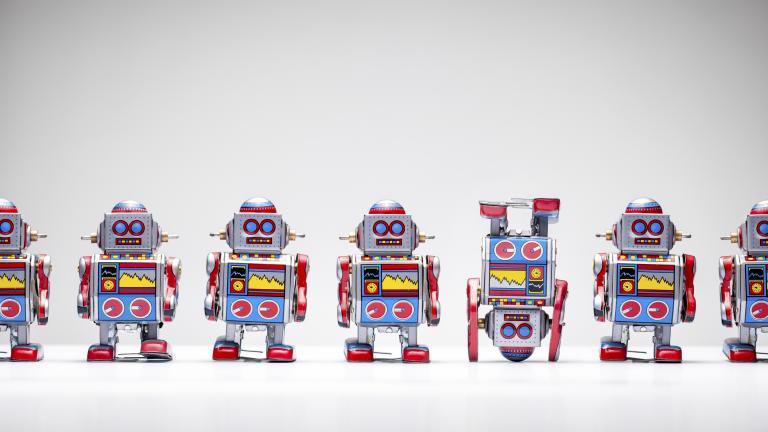 iStock Robots Verastile