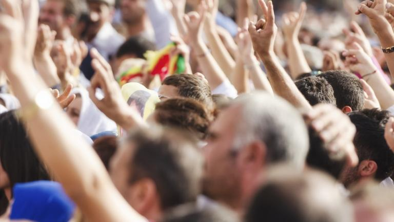Mobilisation of people
