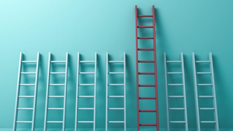 Aspiring leaders rising up the ranks