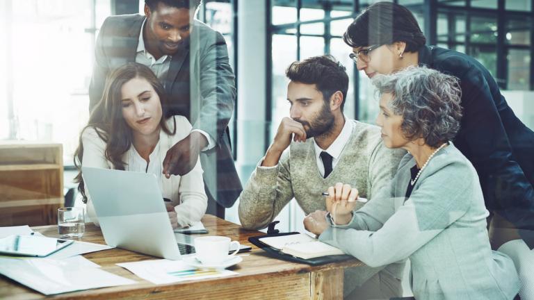 Multicultural, multi-generational workforce