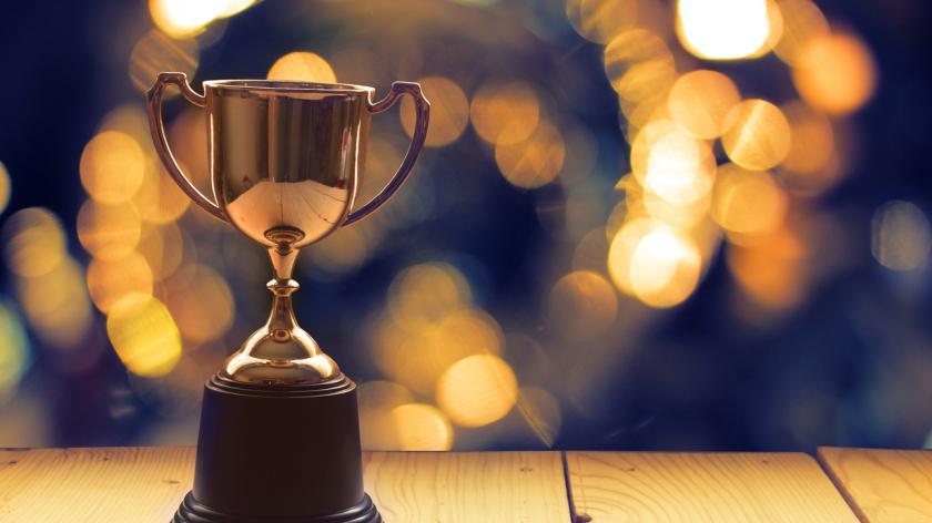 Award winner in L&D