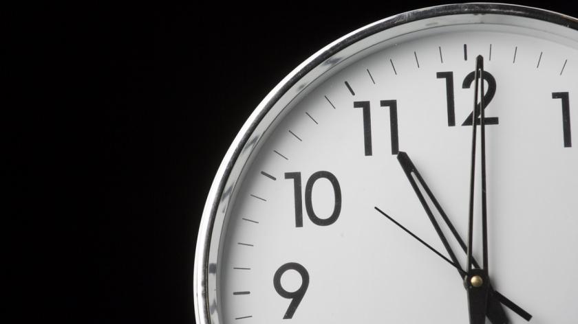 Time - analog clock
