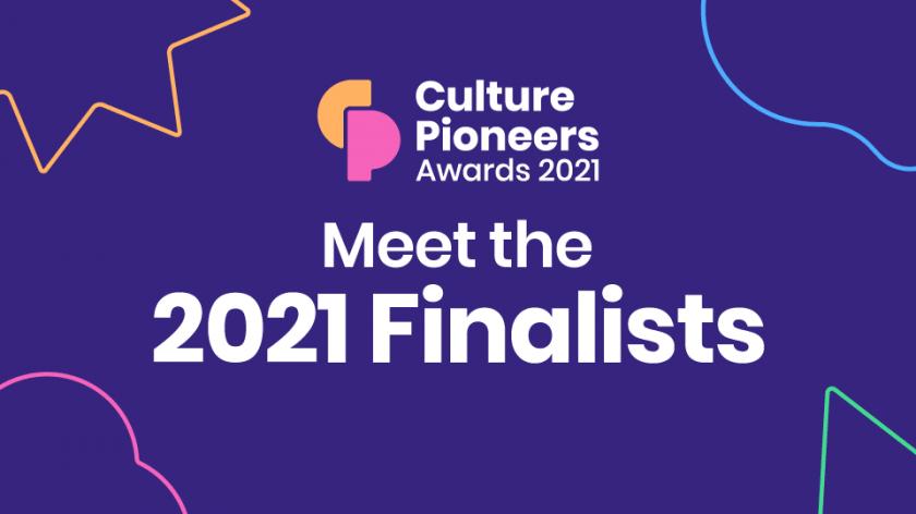 Culture Pioneers finalists