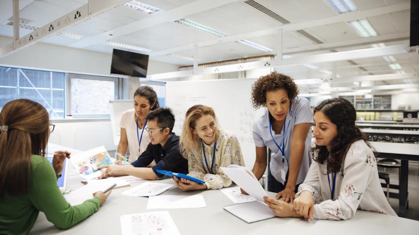 Diverse Females Involved in STEM