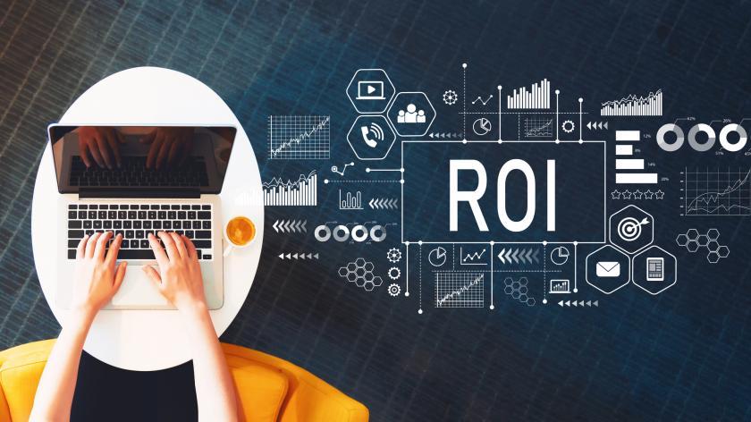 ROI graphic