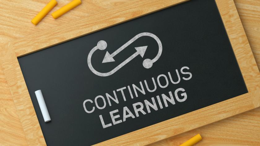 The continuous learning loop