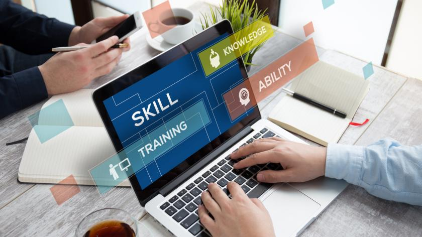Changing skills concept