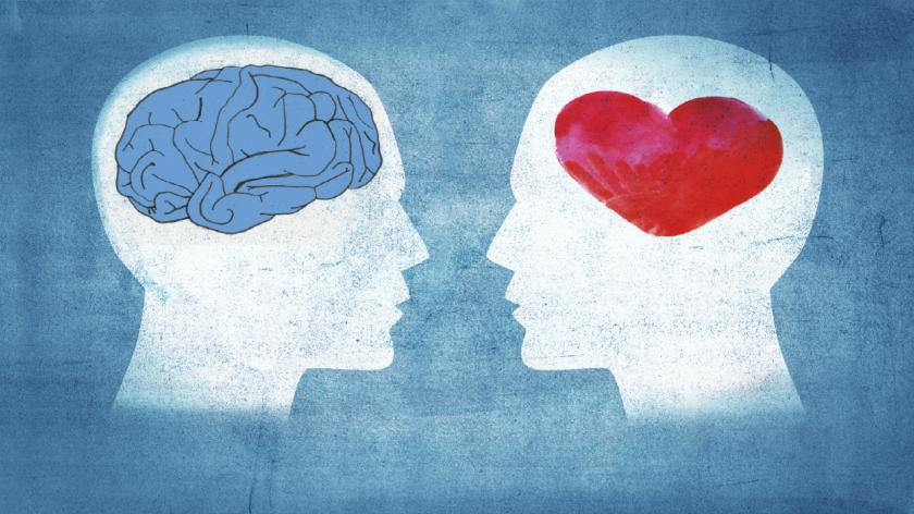 a heart and a mind