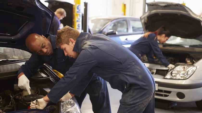 apprenticeships learning