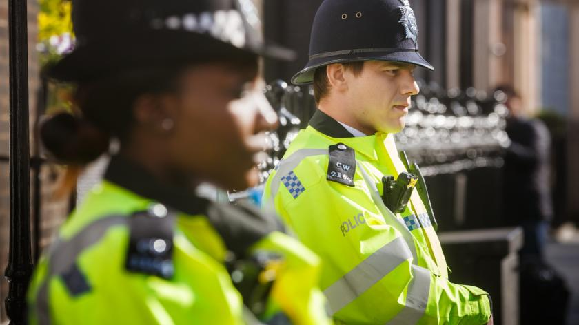 Police force apprenticeships