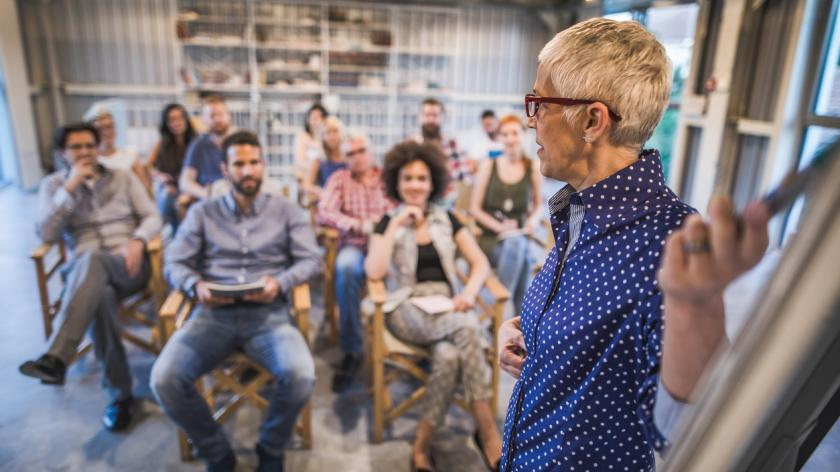 Apprenticeships for leaders and managers