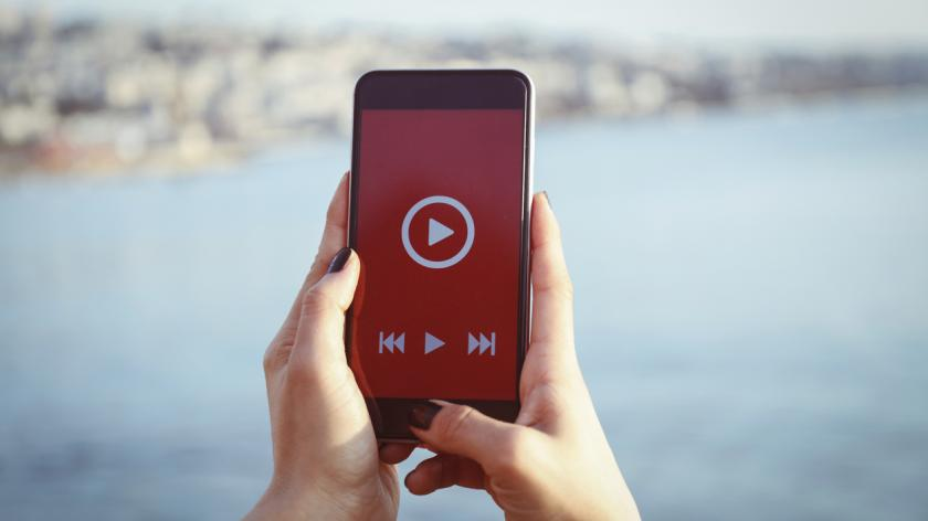 Free video learning on mobile phone