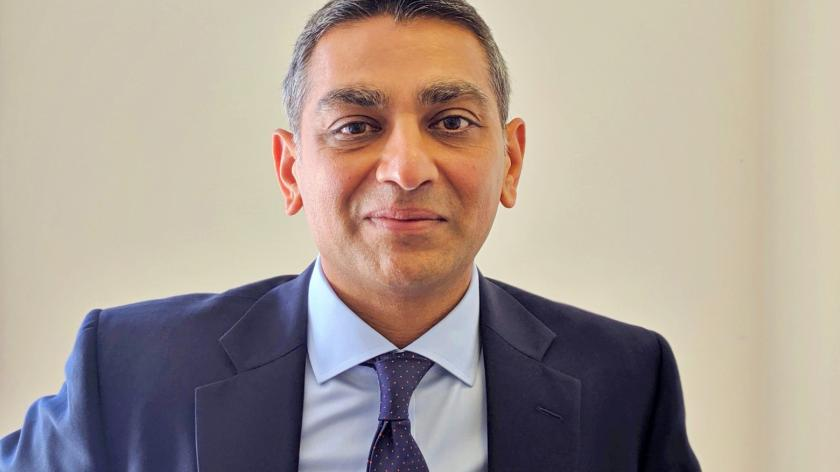 Viren Patel, The Open University
