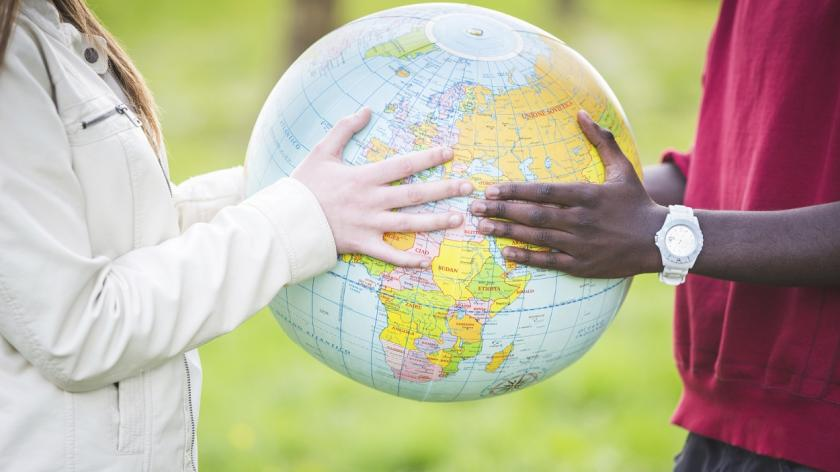Transfering world