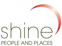 Shine People and Places logo