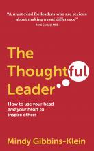 the thoughtful leader book cover