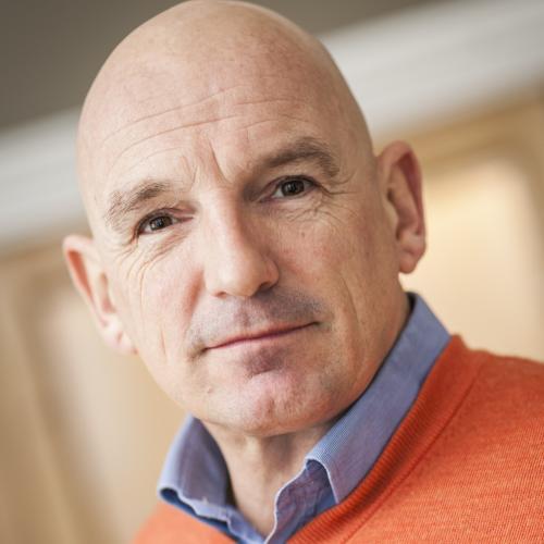 Adrian Harvey, CEO Elephants don't forget