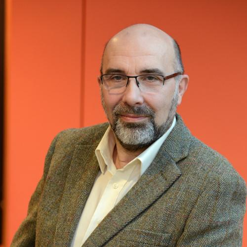 Dr David Cliff Headshot