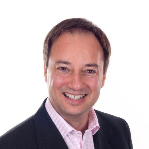 A headshot of Professor Jonathan Passmore