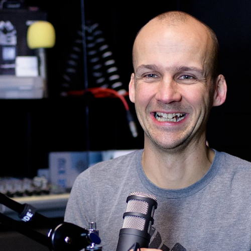 Colin Gray of The Podcast Host