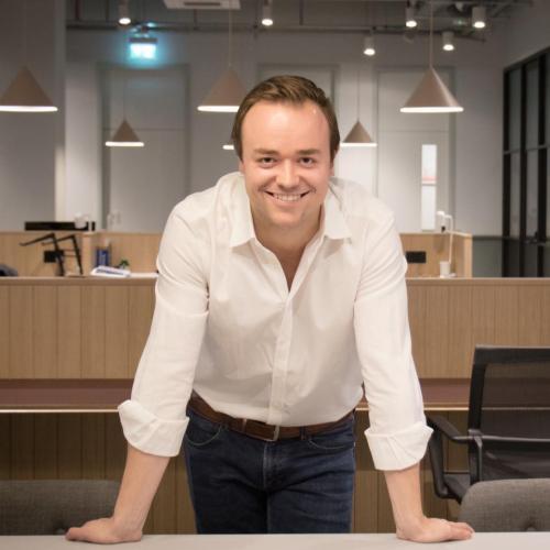 Ed Johnson - PushFar CEO