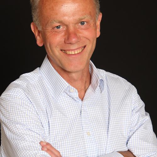 Dr Simon Hayward, CEO of Cirrus