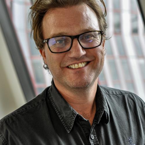 Tom Marsden, CEO Saberr